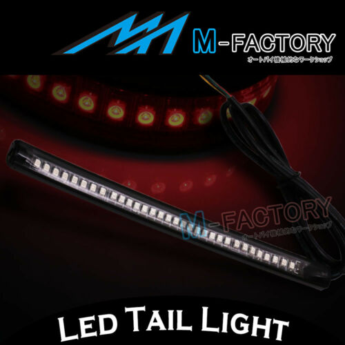 For Harley Davidson 1pc Led Strip Bar Integrate Tail Stop /& Indicator Light