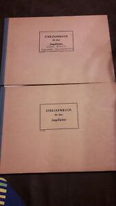 Alte Berufe Aufstrebend 2x Streckenbuch Für Den Jagdleiter Ddr,jagdgesellschaft Ilmenau,selten!!! Antiquitäten & Kunst