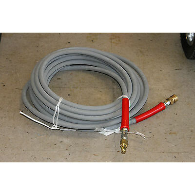 50u0027 hot water pressure washer hose with quick connects psi