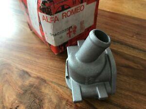 Alfa-Romeo-33-88-90-1-2-1-3-Sud-neuf-origine-Thermostat-Housing-60503076-14-A