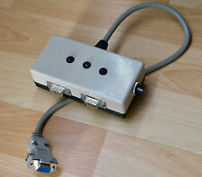 Maus - Joystick Umschalter ( H & W Computer ) für Commodore / AMIGA 500 - A4000