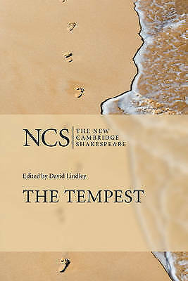 The New Cambridge Shakespeare. The Tempest by Shakespeare, William (Paperback bo