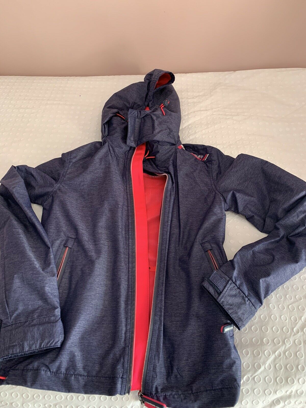 womens superdry windcheater jacket Excellent Condition