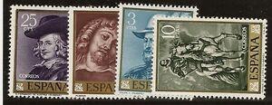 Edifil-1434-1437-LUJO-Rubens-Serie-completa-1962-NL697