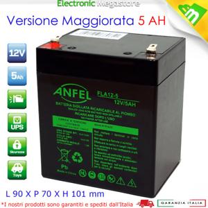Peg Perego/ 4.5 Ah /Batterie 12/V 12V