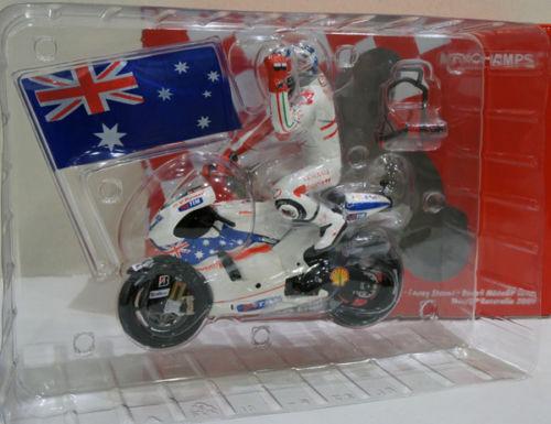 MINICHAMPS CASEY STONER STONER STONER 1/12 DUCATI DESMOSEDICI WINNER GP AUSTRALIA MOTOGP 2009   L'exportation  42bbb6