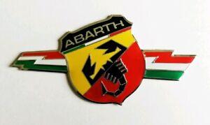Fiat-Abarth-3D-emblema-de-logotipo-e-insignia-metalica-Pegatina-Grafico-Etiqueta-500-595-124-Arana