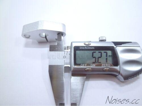SHF10 10mm Linear Rail Shaft Guide Support Rod Holder Prusa i3 3D Printer  MK8
