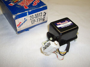 Details about New Voltage Regulator - 1973 & 74 Datsun - 12 volt Hitachi on