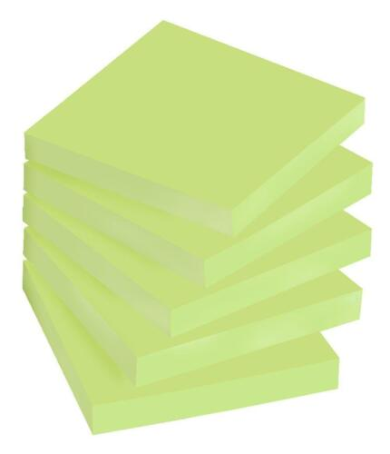 2x Sticking Power Post-it Super Sticky Notes Limeade, 3 x 3-Inches
