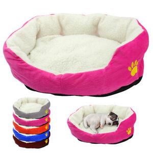 50-43cm-Breathable-Cat-Dog-Bed-Nest-Soft-Pet-House-Mat-Kennel-Warm-Dog-Sofa