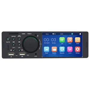 4-1-034-HD-Single-1DIN-Car-Stereo-MP5-Player-Bluetooth-Radio-AUX-Rear-View-Camera