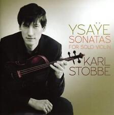 Stobbe,Karl - Sonatas for Solo Violin