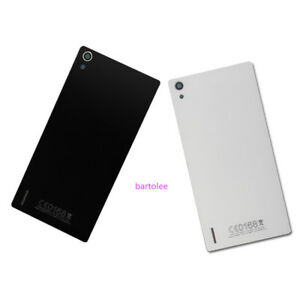 online retailer 6cf19 867cc Battery Door Rear Back Cover Housing Glass Lens+Adhesive For Huawei ...