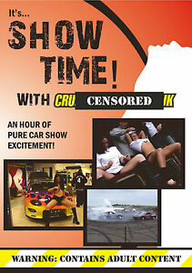 Show Time Uk Car Show Dvd Modified Cars Drifting Motorcycle