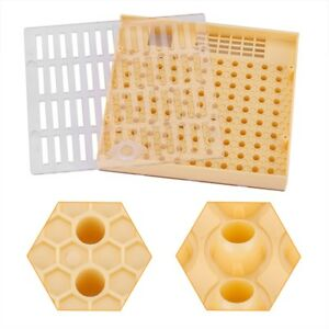 Bee-Queen-Rearing-Cell-Cupkit-Box-Case-For-Cupularve-System-Beekeeping-Tool-Kit