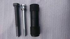 Suzuki Burgman 650 Dieseling noise fix replacement kit DIESEL