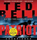 Patriot Low Price CD: An Alex Hawke Novel by Ted Bell (CD-Audio, 2016)