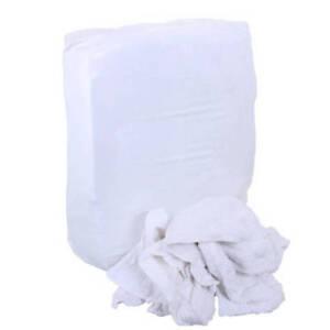 Blanc Eponge Rag X 8 kg-Atelier Lingettes-Déversement Chiffons-afficher le titre d`origine niPmsRBs-07141401-853752423