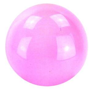 Glaskugel Dekokugel Kristallkugel Wahrsagerkugel 13 cm in lila oder rosa B-Ware