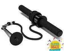 Yes4All Forearm Hand Blaster Wrist Grip Roller Exercise Strengthener - ²SJCTE8