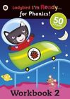 Workbook 2: Ladybird I'm Ready for Phonics by Penguin Books Ltd (Paperback, 2014)