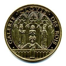 51 REIMS Cathédrale Notre-Dame, Galerie des Rois, Clovis, Arthus-Bertrand
