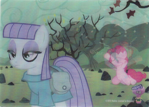 My Little Pony Series 3 Trading Cards Friendship Is Magic Pick From List Foils