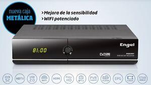 Sintonizador Engel Rs8100y satelite HD