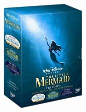 The Little Mermaid Trilogy Collection DVD Brand New