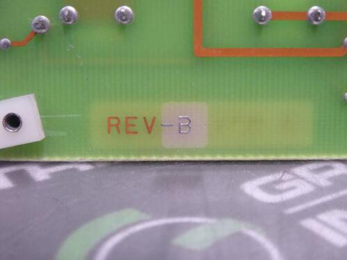 USED Cincinnati Milicron 3 531 3563A CMM Control Board Rev B