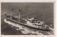 Royal Netherlands Steamship Co. Shipping RP Postcard B632