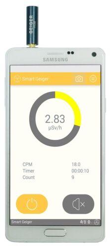 Neu Strahlenmessgerät für Smartphone FSG-001 Strahlungsmessgerät Geigerzähler