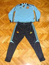 Spain Soccer Training Tracksuit Adidas Espana Formotion Football Track Suit BNWT