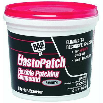 Adhesives, Sealants & Tapes Obliging Flexible Smooth Patch Compound Dap 12278 Patch & Repair Cracks & Holes 6pk Reliable Performance Liquid Glues & Cements
