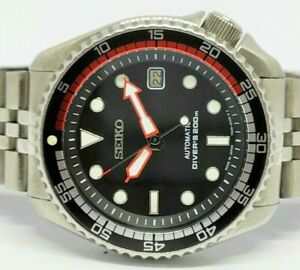 Seiko Mod. 'SDS001 Automatic Scuba Diver 7002-7000 Gents Watch WR150M c.1994