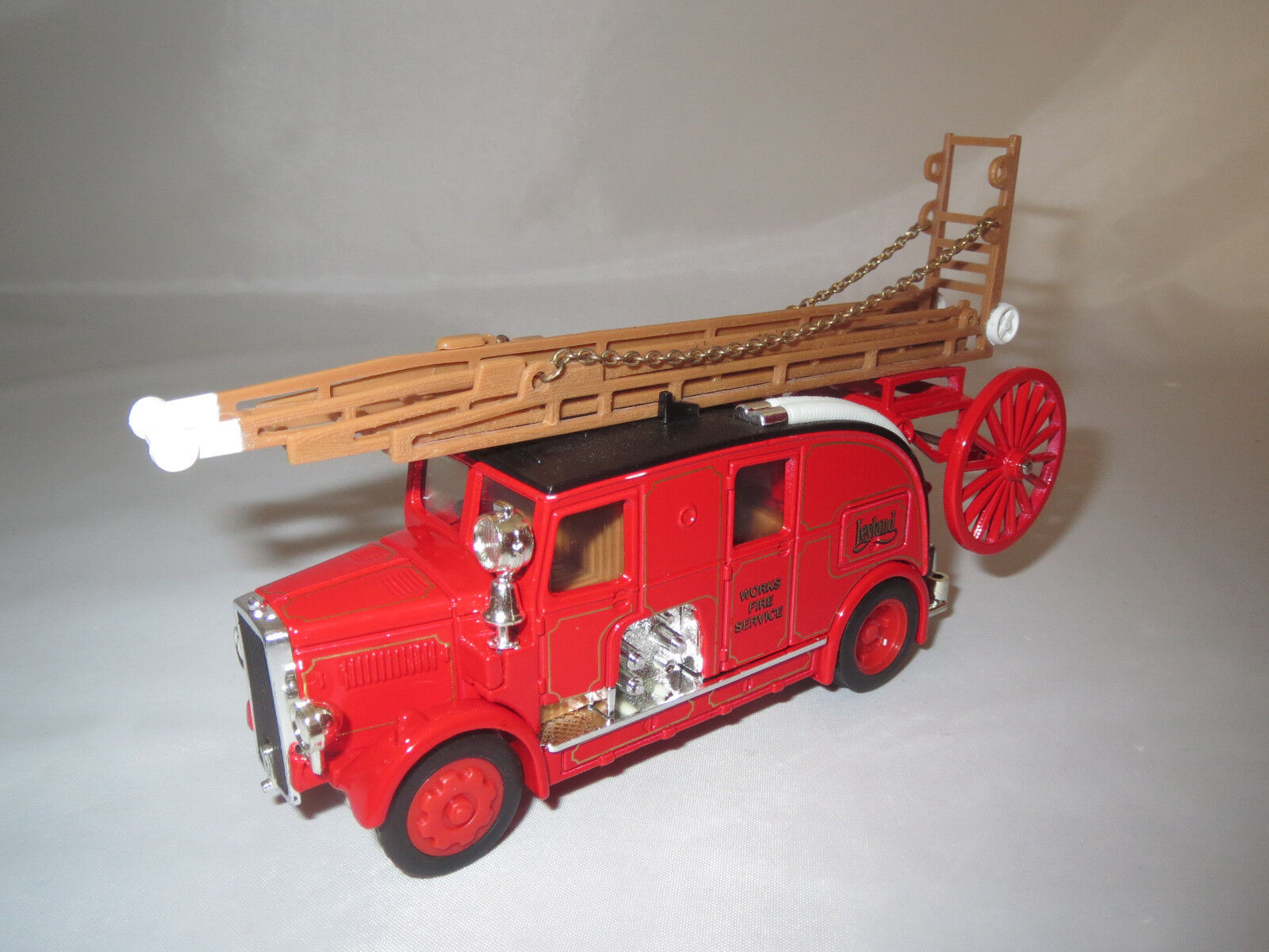 Matchbox Leyland Cub Fire Engine fk-7' 1936  1 49 OVP
