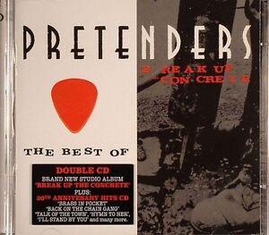 PRETENDERS-BREAK-UP-THE-BEST-2-CD-SET-GREATEST-HITS