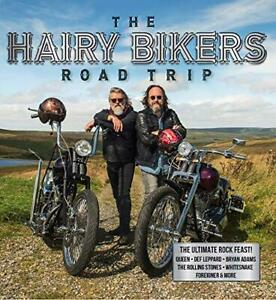 Hairy-Bikers-Road-Trip-Queen-Bryan-Adams-CD-Sent-Sameday