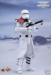 Officier de Snowtrooper du Premier Ordre Star Wars 1: 6 Figurine Jouets Chauds Sideshow