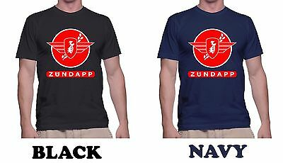Classic Zundapp T-Shirt Long Sleeve S-5XL Choose Color