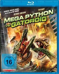 Mega-Python-vs-Gatoroid-Ungekuerzt-Blu-ray-NEU
