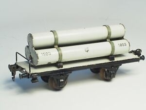 MARKLIN-Scale-1-PRE-WAR-Trains-GAUGE-I-Vintage-Metal-Tank-Car-19931