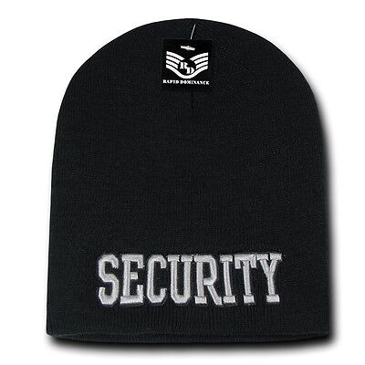 Slouchy Beanie for Men /& Women National Guard Embroidery Cotton Skull Cap Hats