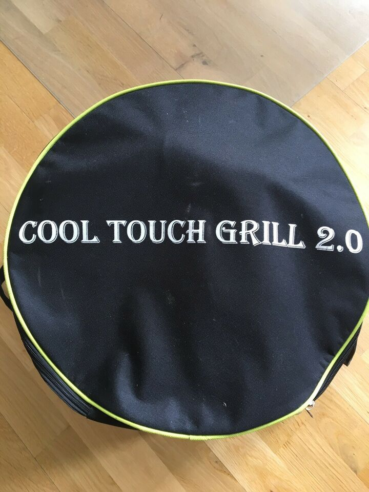 Anden grill, Cool Touch Grill