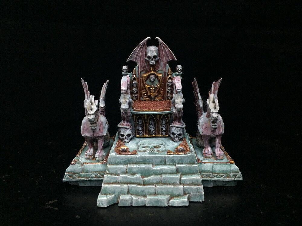 25mm Warhammer Fantasy Scenery DPS painted Magewrath Throne AP5390
