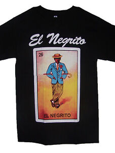 MxTs309 Z El  Valiente Loteria  T-Shirts Lottery T-Shirts  Mexican T-Shirts