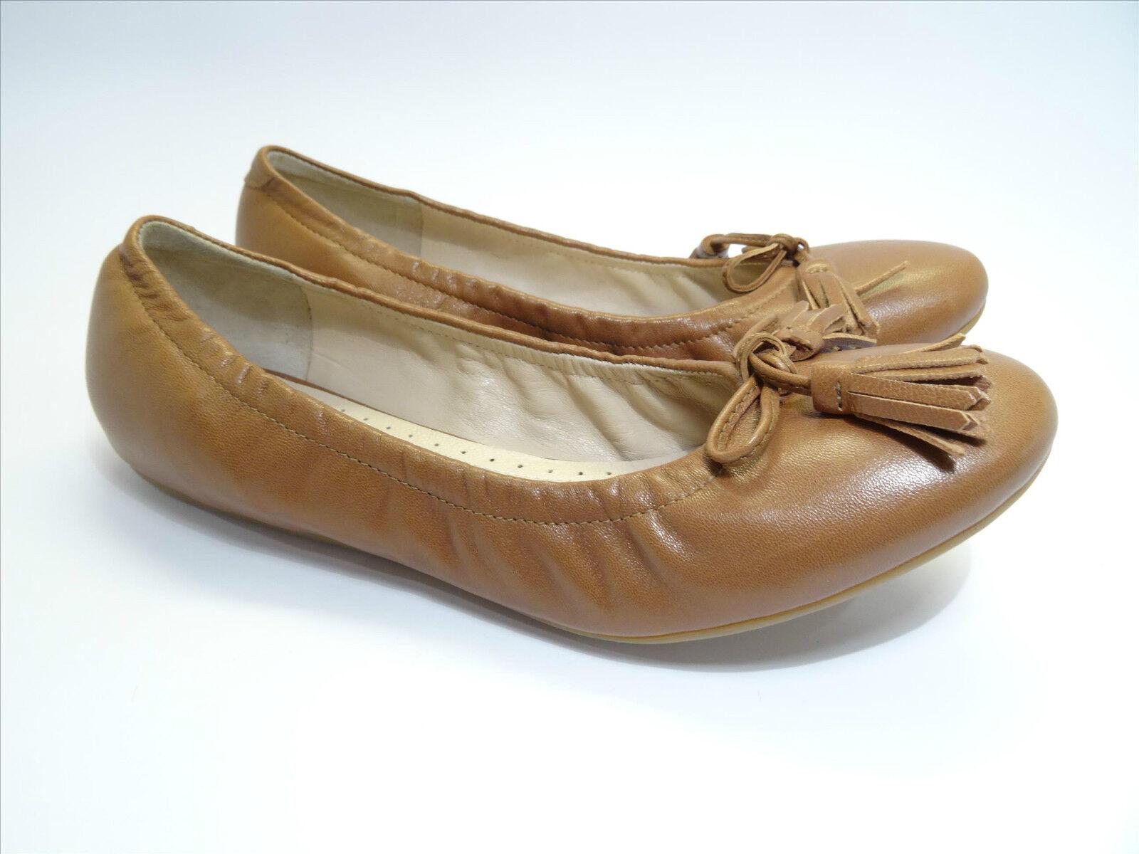 la migliore offerta del negozio online HONOR Tan in Pelle da Donna Piatti-John Lewis-taglia 4 4 4 - 20.000 + feedback  SH36  sconto di vendita