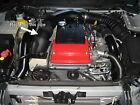 FG Ford XR6 Turbo Plazmaman Intake Air Muffler Delete Pipe Intercooler