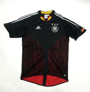 5324c42276b Germany 2004   2006 Away Kit Jersey Shirt Spieltrikot Trikot Chemise ...